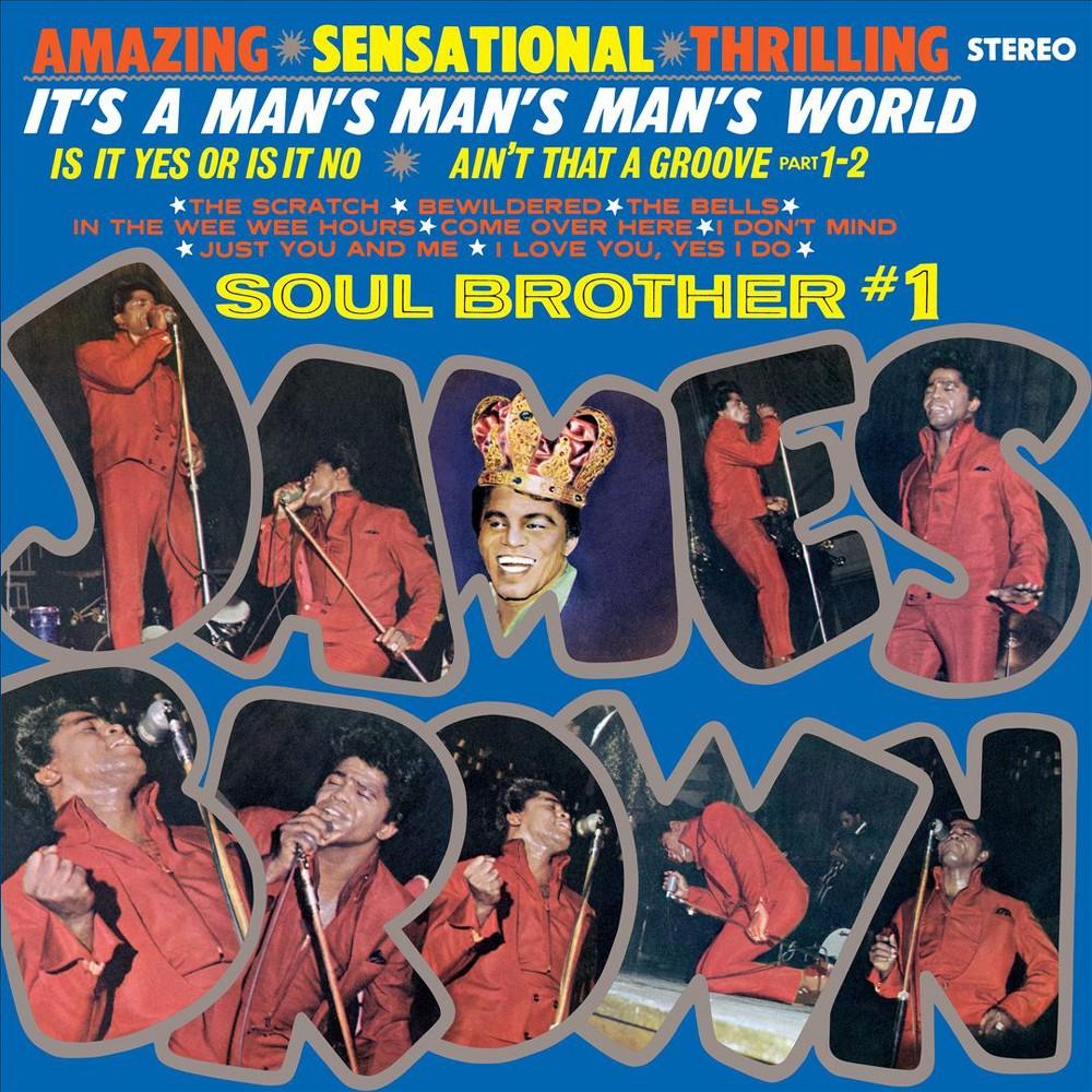 James Brown - It's A Man's Man's Man's World (Vinyl)