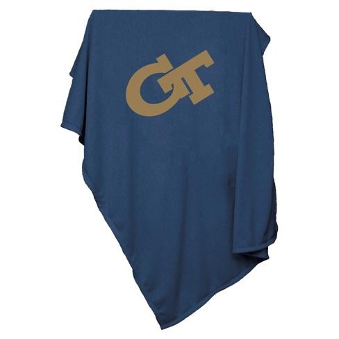 NCAA Logo Brands Sweatshirt Blanket - image 1 of 1