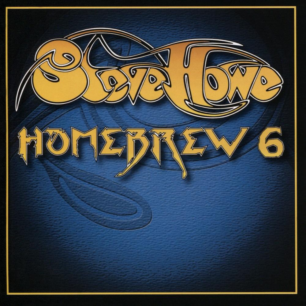Steve Howe - Homebrew 6 (CD)