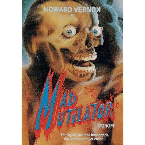 Ogroff: Mad Mutilator (DVD) - image 1 of 1