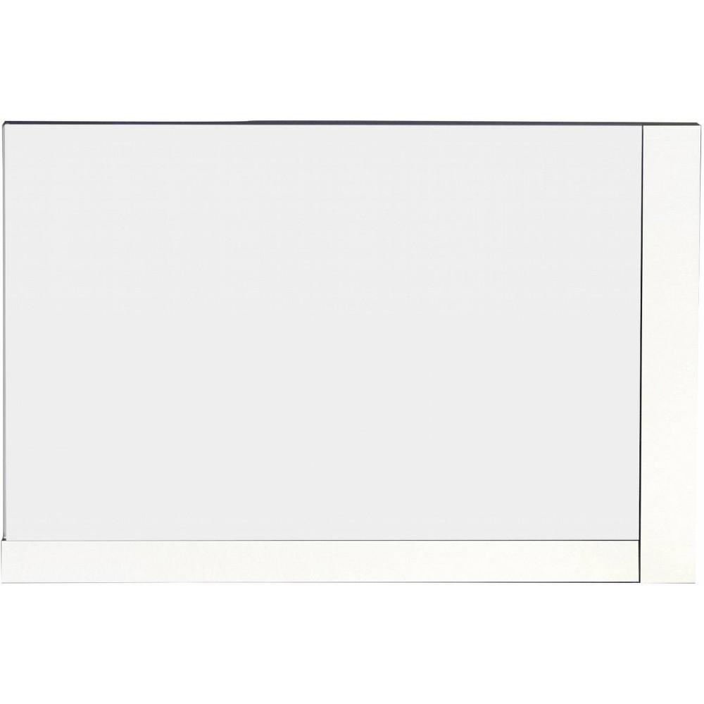 35 5 34 D2 Modern Plywood Veneer Mirror White American Imaginations