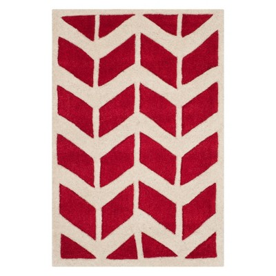 Kenan Solid Tufted Accent Rug - Safavieh