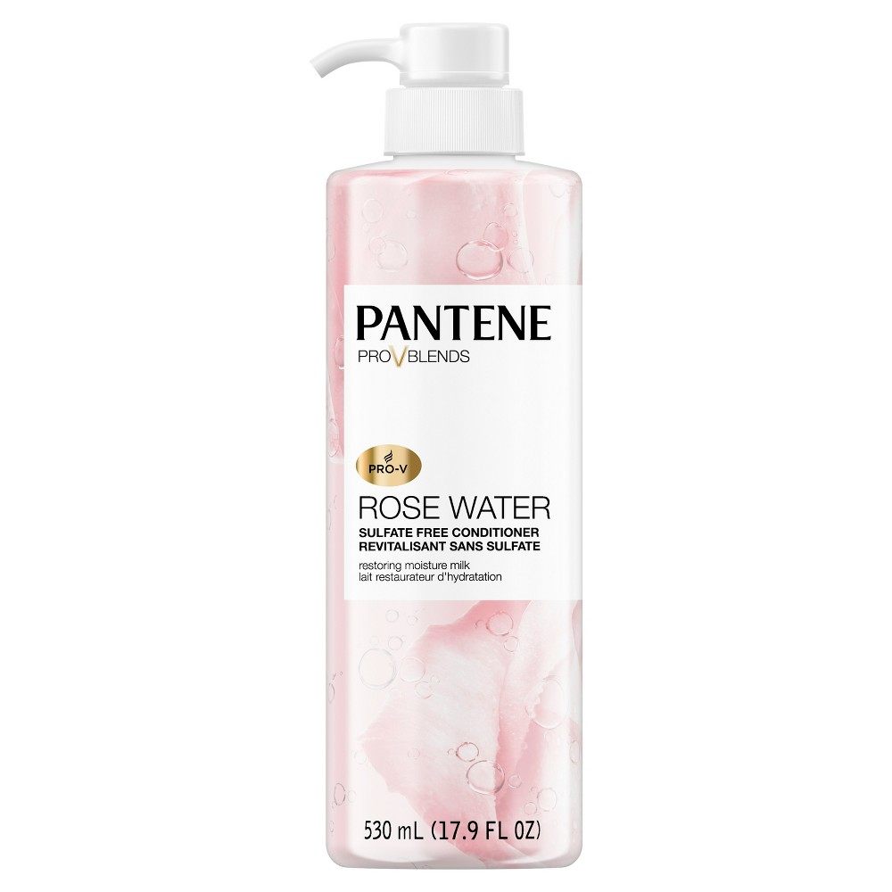 Pantene Pro-V Blends Rose Water Conditioner - 17.9 fl oz