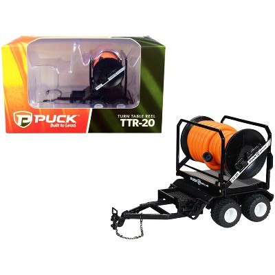 Puck TTR-20 Turntable Hose Reel with Hose 1/64 Diecast Model by SpecCast