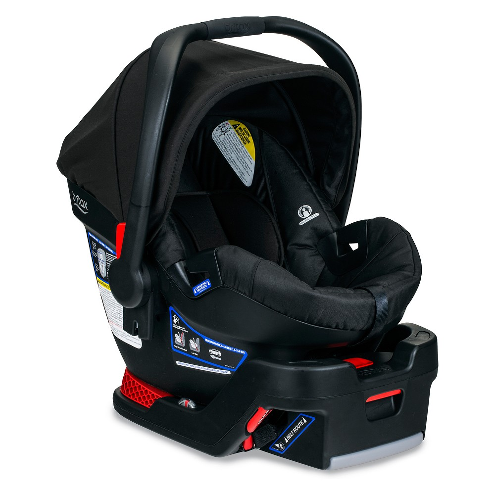 Image of Britax B-Safe 35 Infant Car Seat - Raven