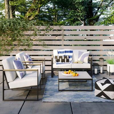 modern patio furniture sets target rh target com contemporary patio furniture toronto modern patio furniture