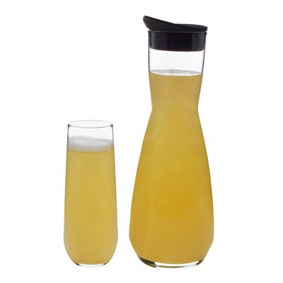 Libbey Mimosa Entertaining Beverage Server 5 in Set