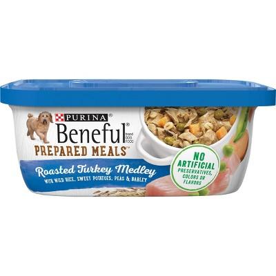Beneful Prepared Meals Roasted Wet Dog Food - 10oz