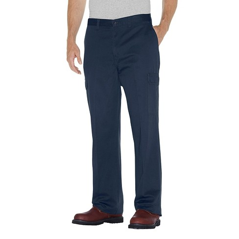 Dickies Men's Loose Fit Straight Leg Cargo Pants - image 1 of 2