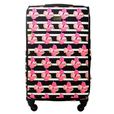 """The Macbeth Collection 29"""" Petunia Softside Spinner Suitcase - image 1 of 5"""