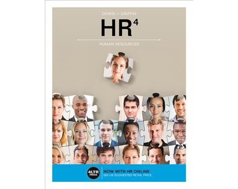 HR (Paperback) (Angelo S. Denisi & Ricky W. Griffin) - image 1 of 1