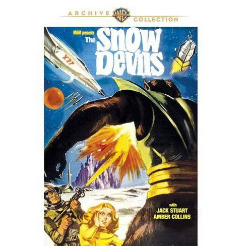The Snow Devils (DVD) - image 1 of 1