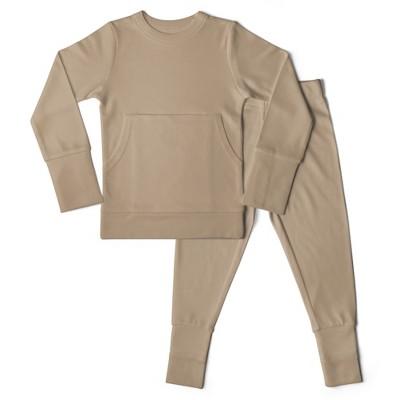 Goumikids Organic Cotton Loungewear Pajama Set