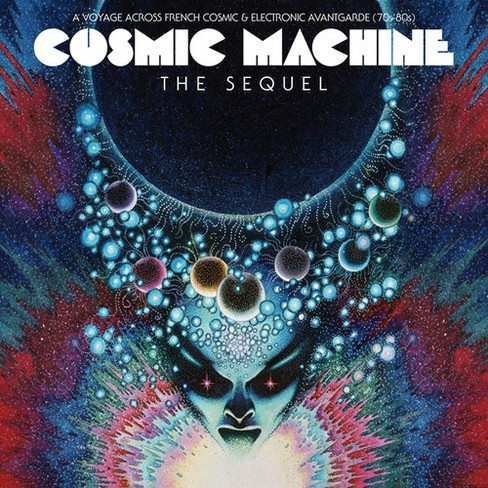 Various - Cosmic machine the sequel voyage acro (Vinyl) - image 1 of 1