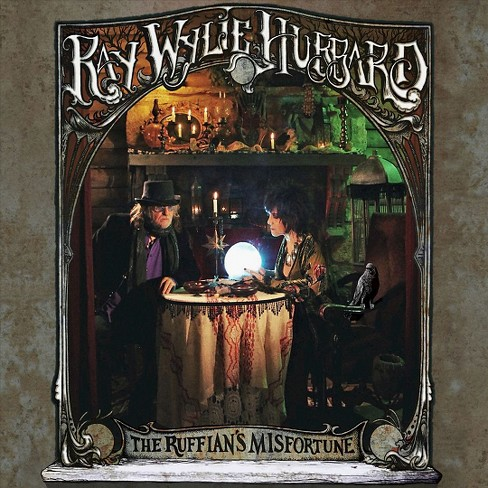Ray wylie hubbard - Ruffian's misfortune (Vinyl) - image 1 of 2