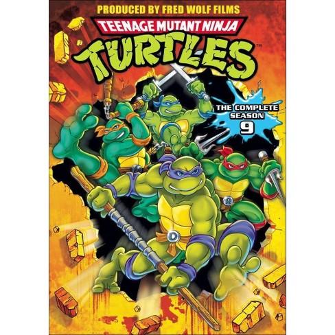 Teenage Mutant Ninja Turtles: The Complete Season 9 (DVD) - image 1 of 1