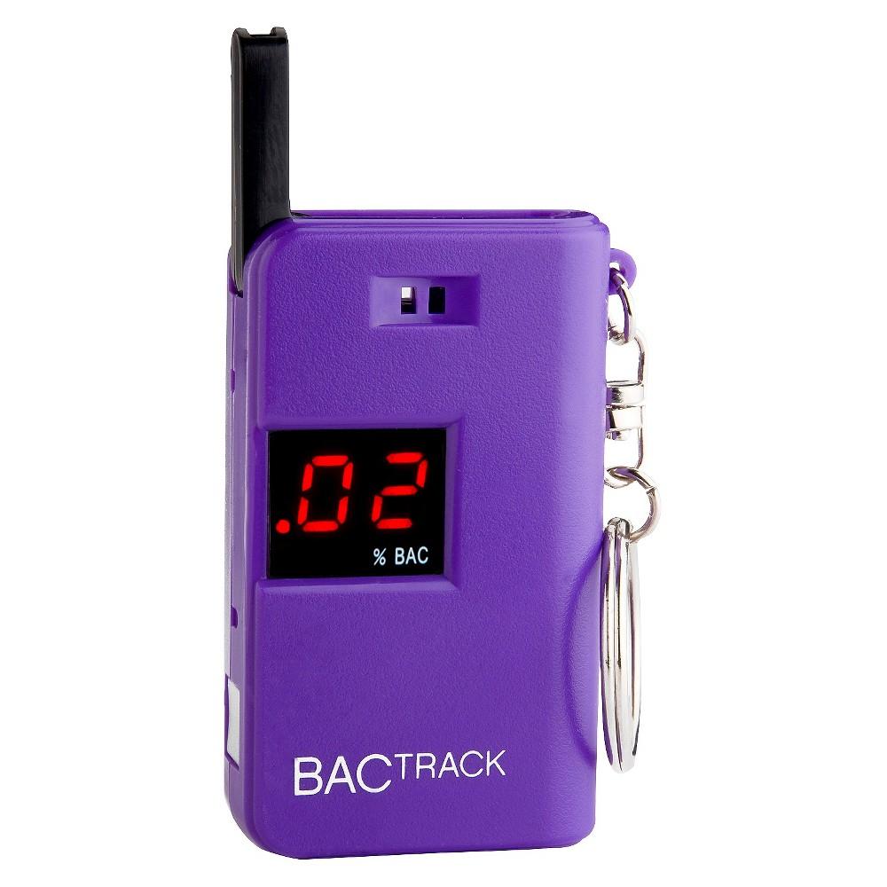 BACtrack Keychain Breathalyzer - Purple Best