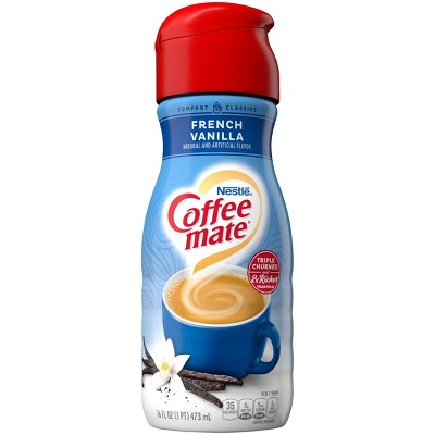 Coffee Mate French Vanilla Coffee Creamer - 1pt