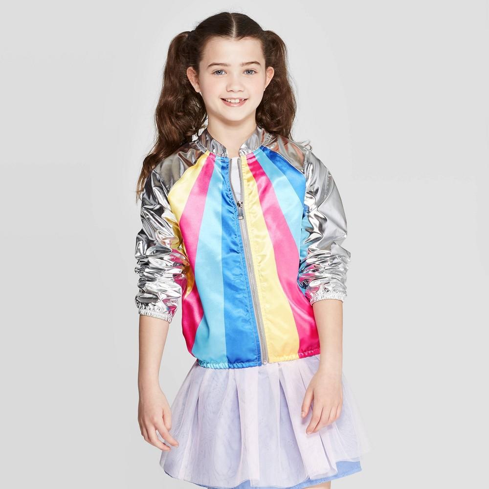 Image of Girls' JoJo's Closet Jacket - XXL, Girl's, Size: XXL, MultiColored