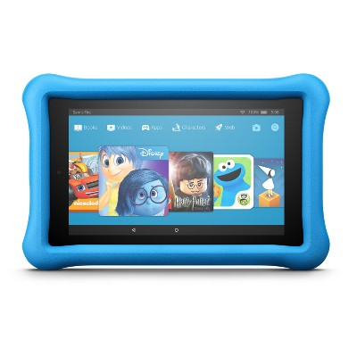 "Amazon Fire 7 Kids Edition (7"" Display Tablet) Kid-Proof Case - 16GB"