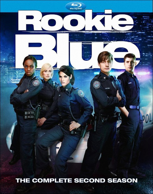 Rookie blue:Complete second season (Blu-ray) - image 1 of 1