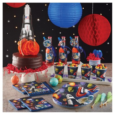 Space Blast Birthday Party Supplies Collection Target