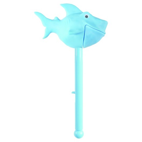 Educational Insights The Sea Squad Puppet-on-a-Stick - Chomper the Shark, Pack of 6 - image 1 of 3