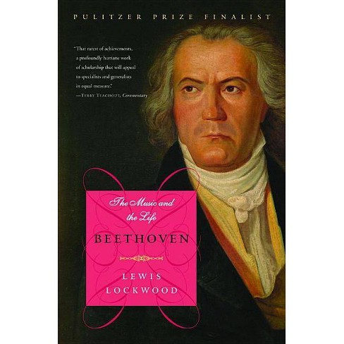 Beethoven - by  Lewis Lockwood (Paperback) - image 1 of 1