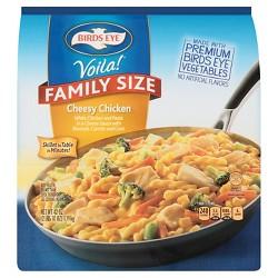 Birds Eye Voila Family Size Frozen Cheesy Chicken - 42oz