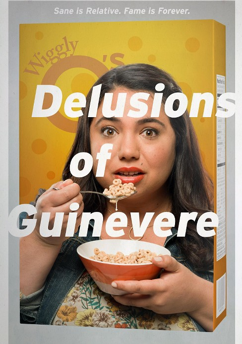 Delusions of guinevere (DVD) - image 1 of 1
