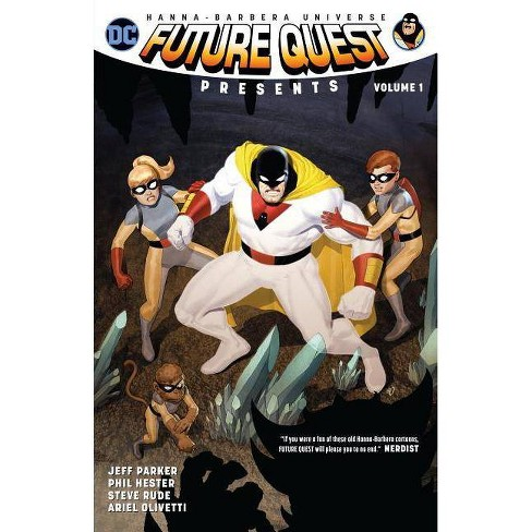 Future Quest Presents Vol. 1 - by  Jeff Parker (Paperback) - image 1 of 1