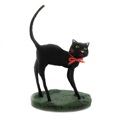 "Lori Mitchell 5.0"" Kitty Boo Halloween  -  Decorative Figurines"