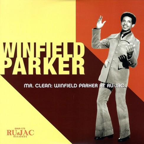 Winfield parker - Mr. clean:Winfield parker at ru jac (Vinyl) - image 1 of 1