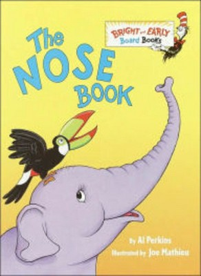 The Nose Book (B&E BD BK)