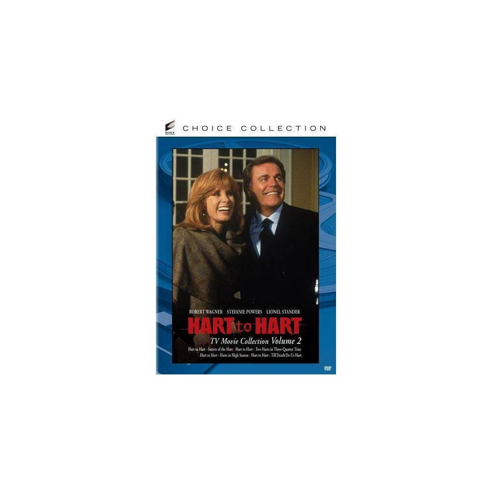 Hart To Hart Tv Movie Collection 2 Dvd 2012