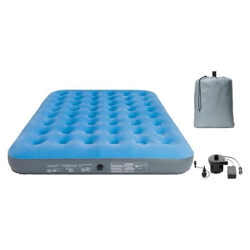 embark air mattress pump Single High Queen Air Mattress with Pump   Embark™ : Target embark air mattress pump