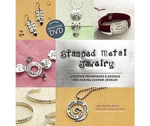 Stamped Metal Jewelry (Mixed media product) - image 1 of 1