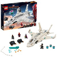 Deals on LEGO Super Heroes Marvel Spider-Man Stark Jet and the Drone