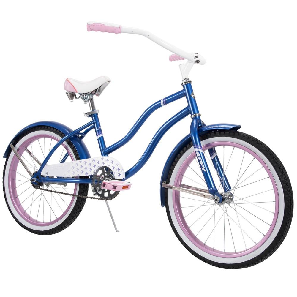 Huffy Good Vibration 20 34 Kids 39 Cruiser Bike Purple