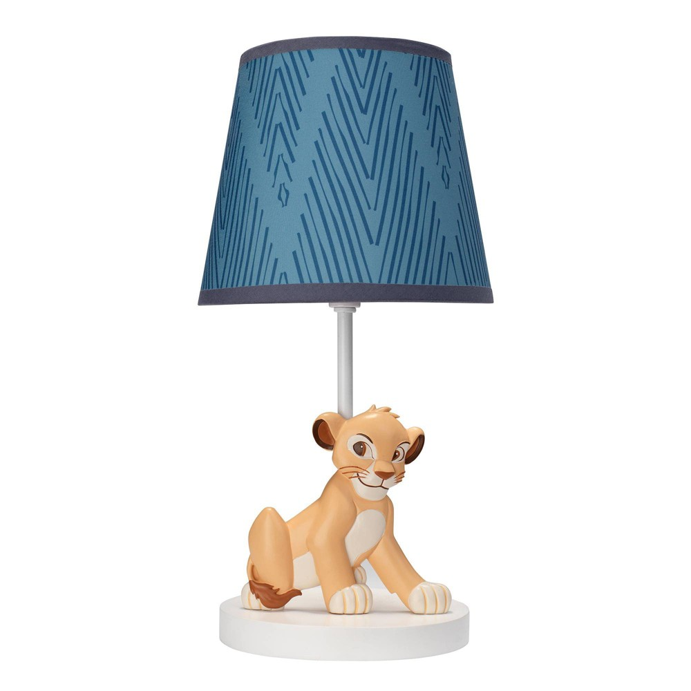 Lambs 38 Ivy Lion King Adventure Lamp With Shade 38 Bulb
