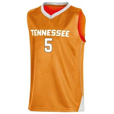 NCAA Tennessee Volunteers Boys' Basketball Jersey