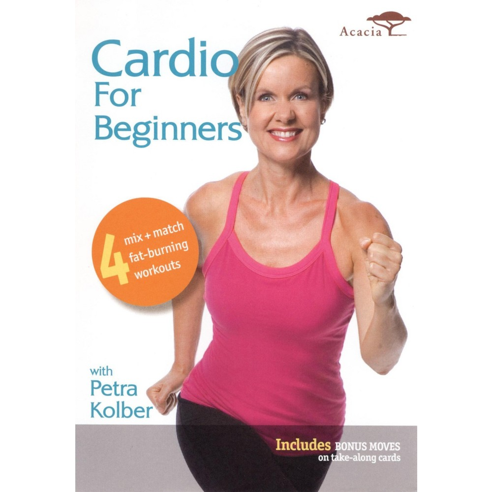 Cardio For Beginners (Dvd)