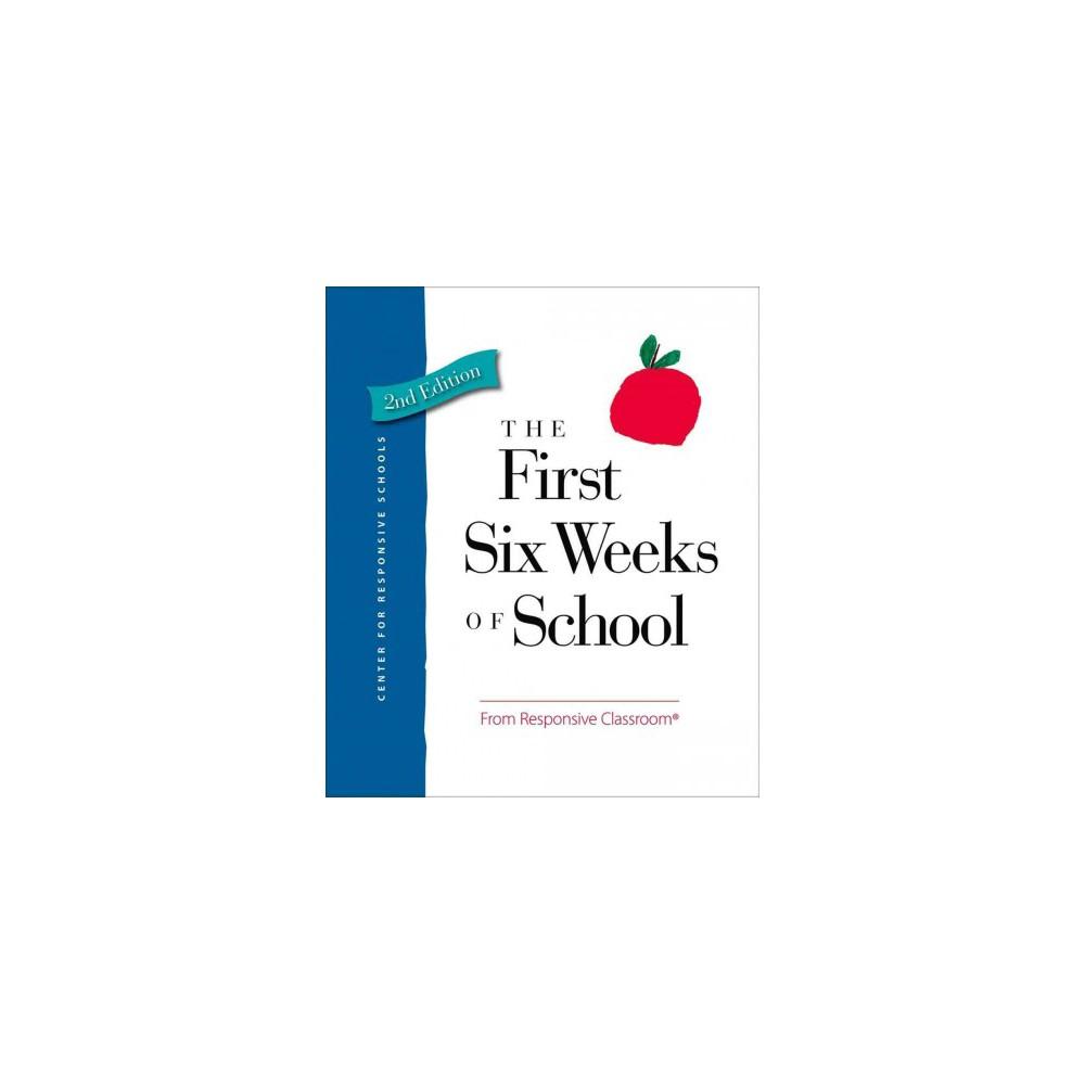 First Six Weeks of School (Paperback)