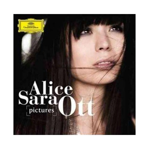 Alice Sara Ott - Pictures (CD) - image 1 of 1