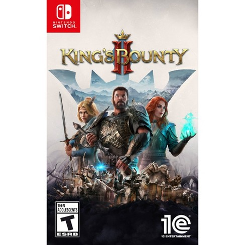 Kings Bounty II - Nintendo Switch - image 1 of 4