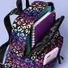 Girls' Rainbow Leopard Print Backpack - More Than Magic™ - image 3 of 3