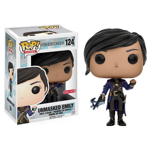 POP! Games: Dishonored 2 - Unmasked Emily - image 1 of 1