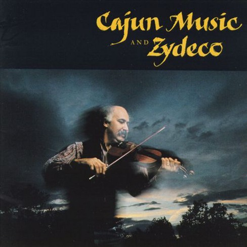 Various - Cajun music and zydeco (CD) - image 1 of 1