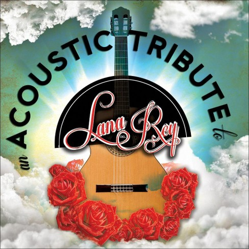 Various - Acoustic tribute to lana del rey (CD) - image 1 of 1