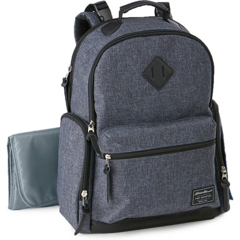 f0d2db7091 Eddie Bauer Bridgeport Places   Spaces Back Pack Diaper Bag - Navy   Target